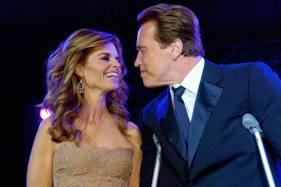 Arnold Schwarzenegger et Maria Shriver (1977-2011)