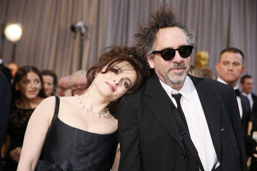 Tim Burton et Helena Bonham Carter (2001-2014)