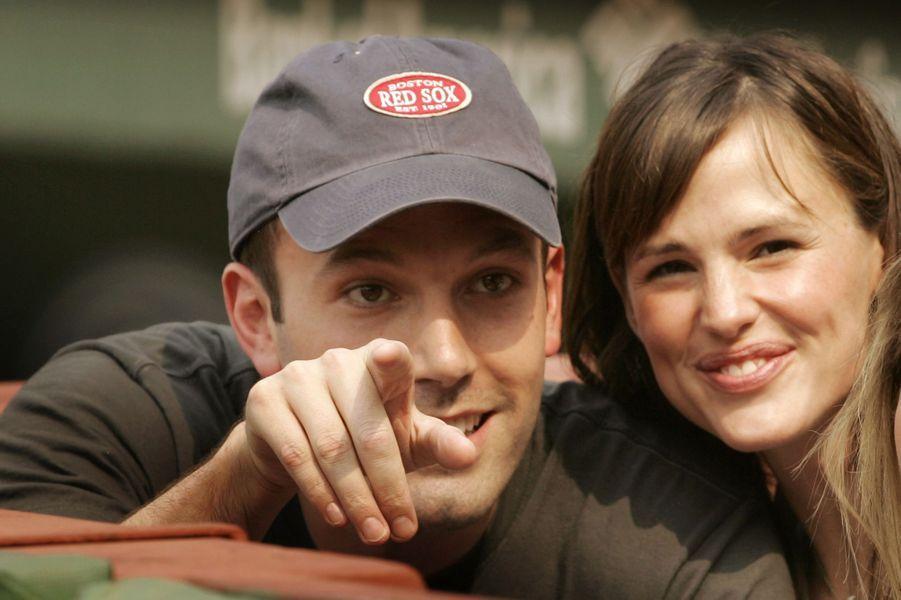 Ben Affleck et Jennifer Garner (2004-2015)