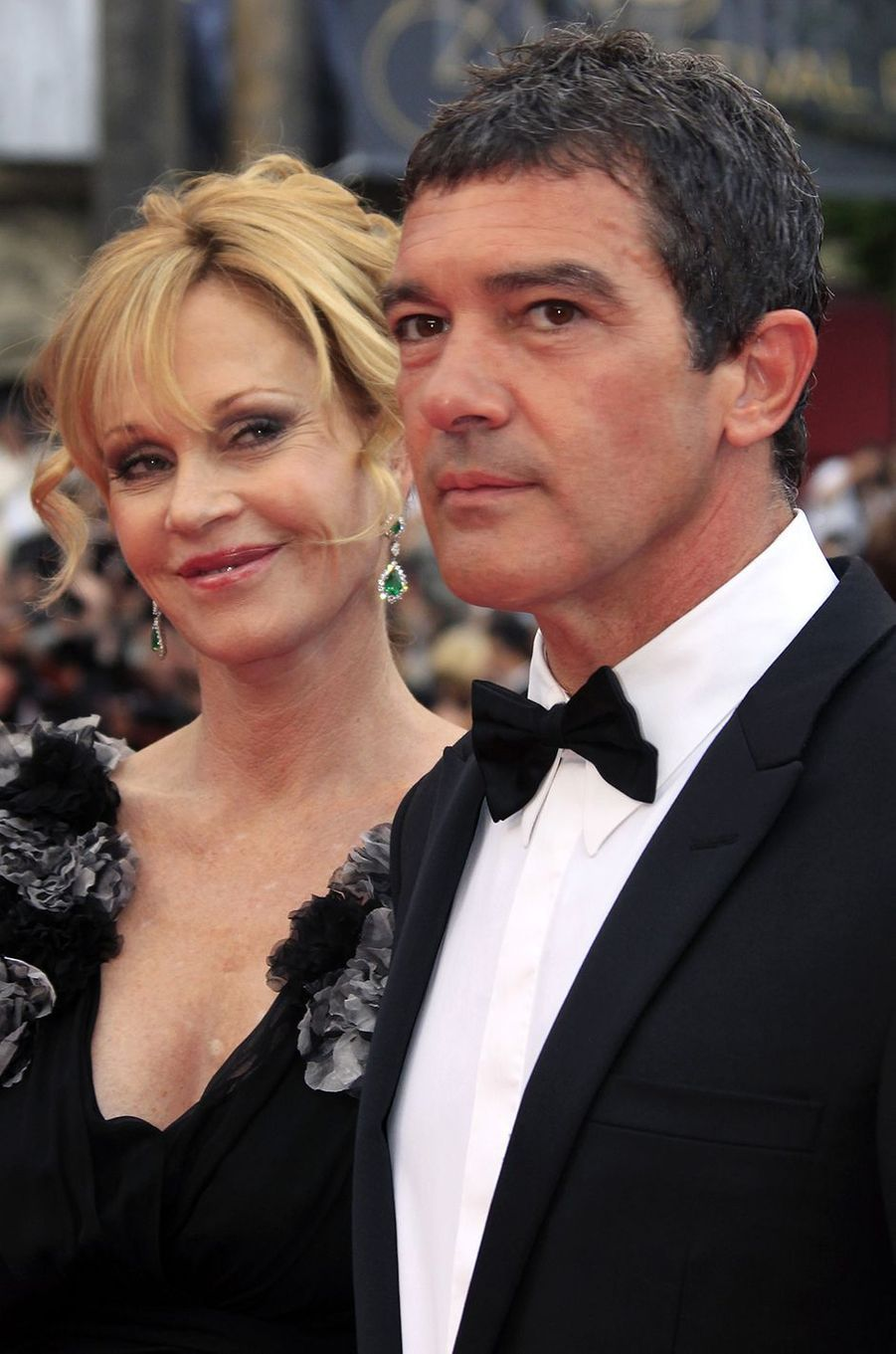 Melanie Griffith et Antonio Banderas (1995-2014)