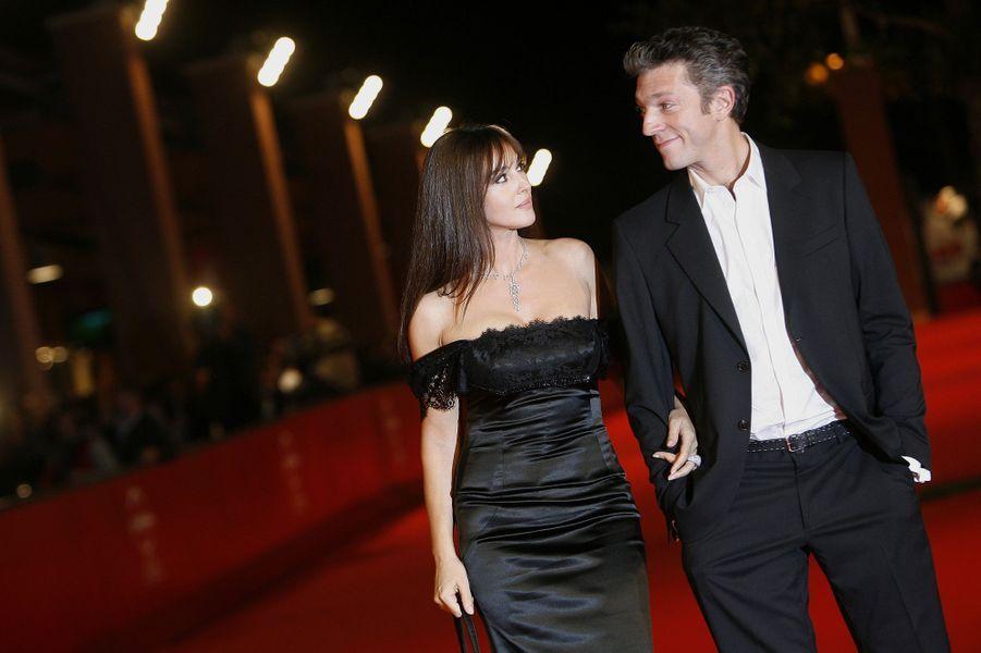 Monica Bellucci et Vincent Cassel (1996-2013)