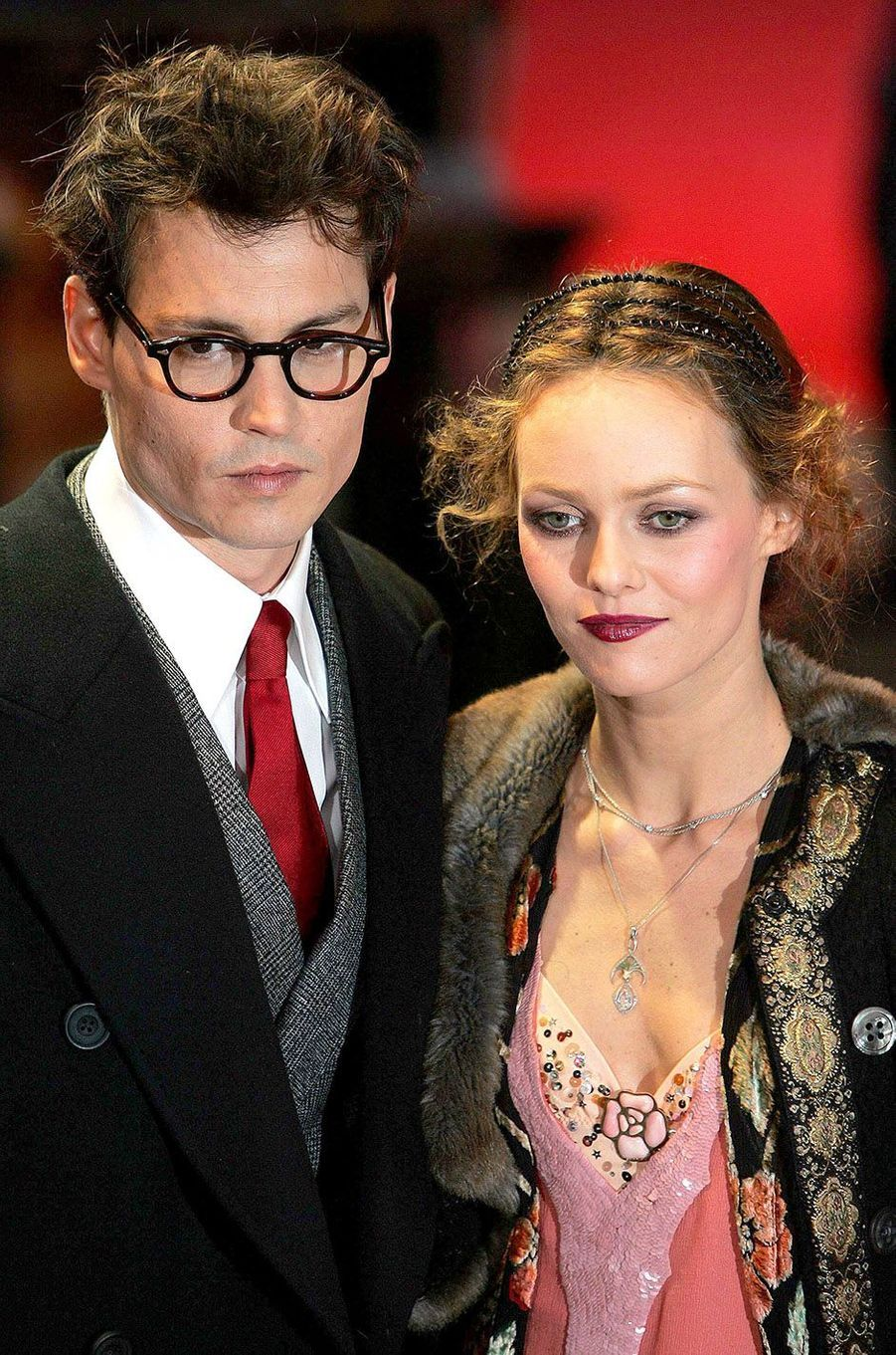 Johnny Depp et Vanessa Paradis (1998-2012)