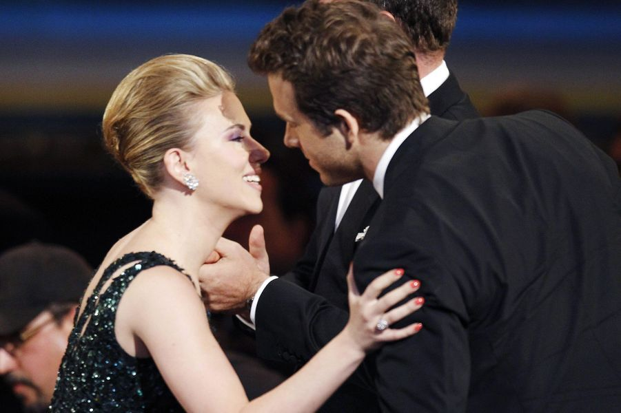 Scarlett Johansson et Ryan Reynolds (2007-2011)