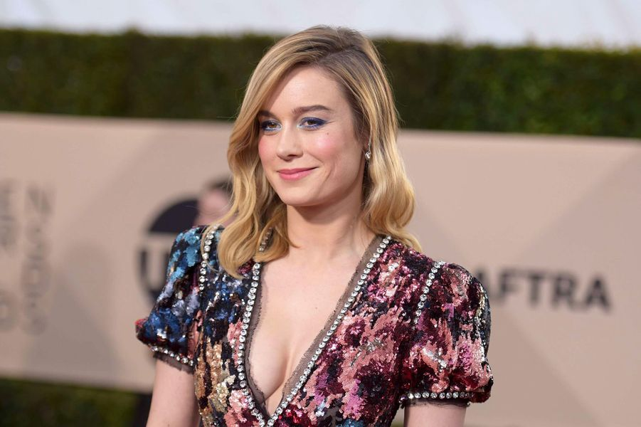 """Brie Larson (Los Angeles, le 21 janvier 2018)2012: """"The Arm"""" (court métrage)2013: """"Weighting"""" (court métrage)2017: """"Unicorn Store"""""""