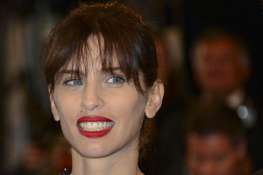 """Maïwenn (Cannes, le 17 mai 2015)2004: """"I'm an Actrice""""(court-métrage)2006: """"Pardonnez-moi""""2009: """"Le Bal des actrices""""2011: """"Polisse""""2015: """"Mon roi"""""""