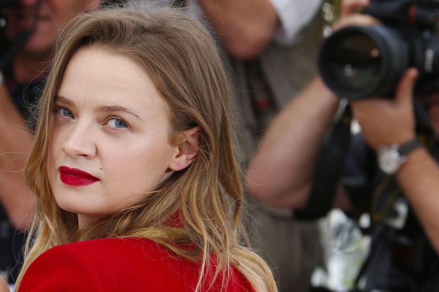 """Sara Forestier (Cannes, le 13 mai 2015)2005: """"Ça se voit direct"""" (court-métrage)2008: """"T MOI"""" (court-métrage)2009: """"Un, deux, toi"""" (court-métrage)2017: """"M"""""""