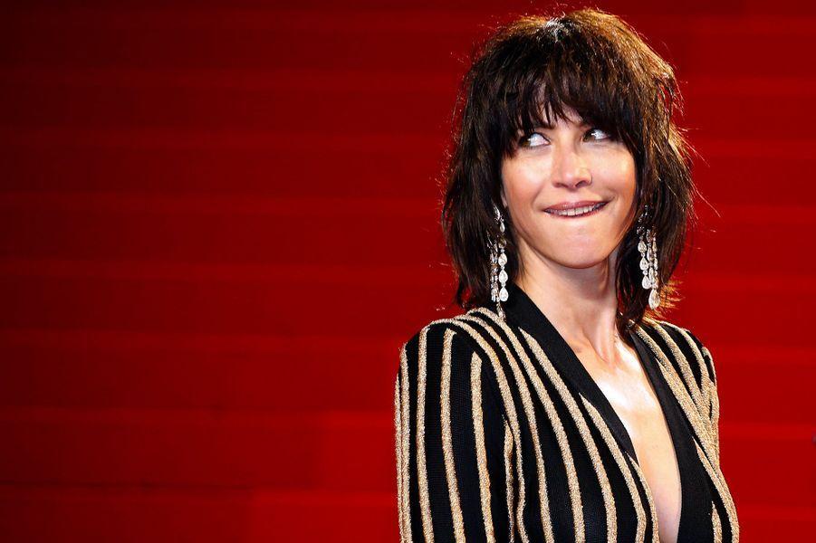 """Sophie Marceau (Cannes, le 21 mai 2015)1995: """"L'Aube à l'envers""""2002: """"Parlez-moi d'amour""""2007: """"La Disparue de Deauville""""2018: """"Mme Mills, une voisine si parfaite"""""""