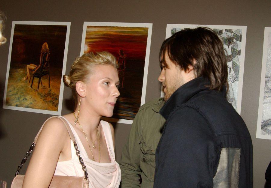 Scarlett Johansson et Jared Leto se sont fréquentés quelques mois entre 2004 et 2005