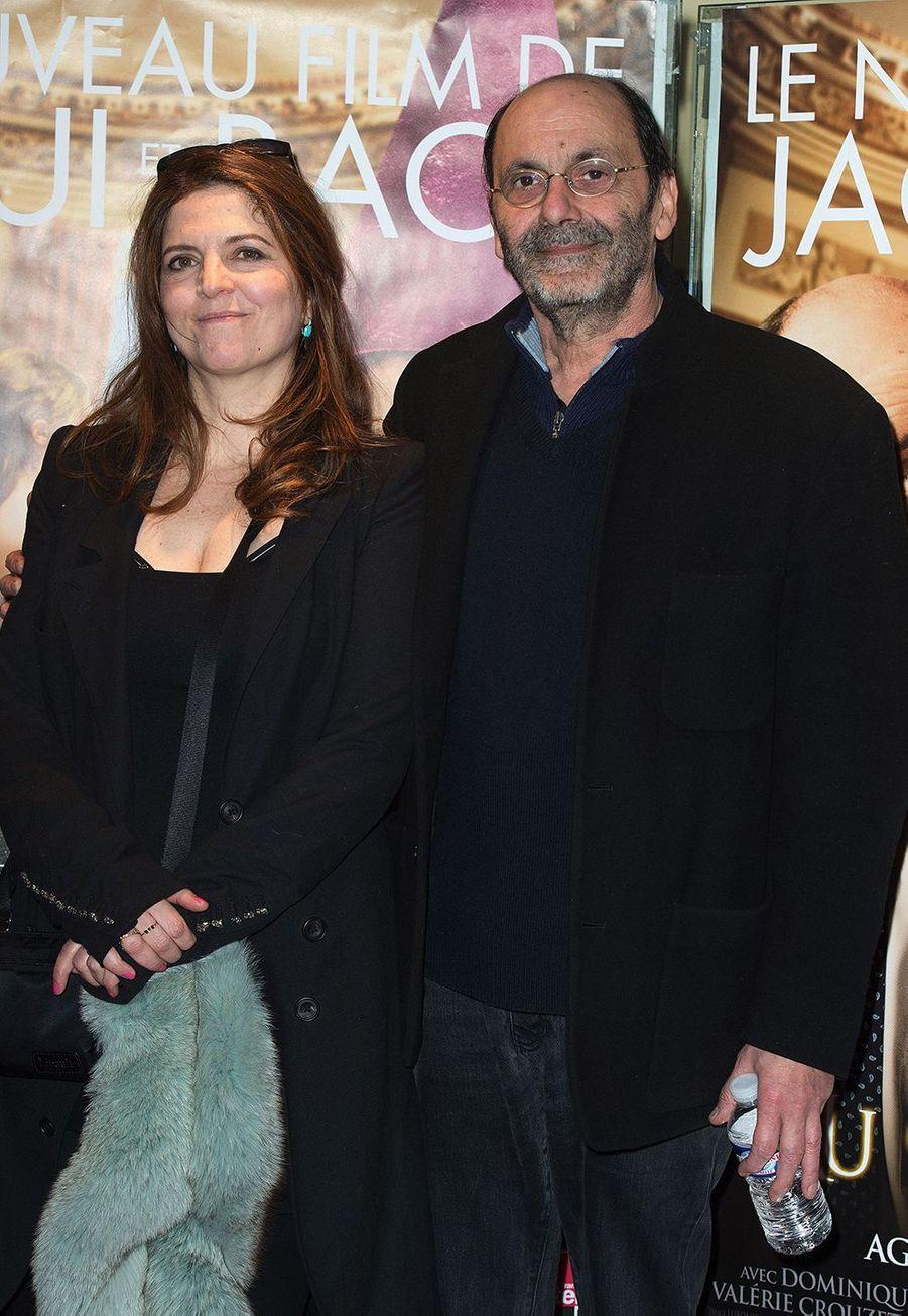 Agnès Jaoui et Jean-Pierre Bacri se sont séparés en 2012. En 2008, l'actrice avait annoncé à Paris Match qu'elle avait adopté deux enfants au Brésil.