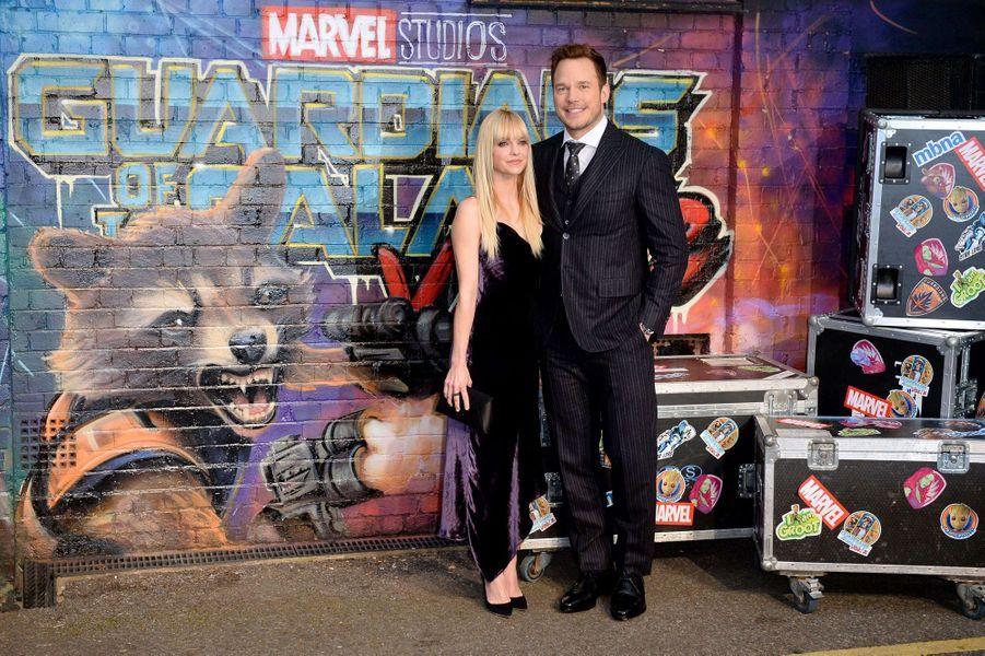 Anna Faris et Chris Pratt ont rompu en 2017 et ont eu un fils ensemble