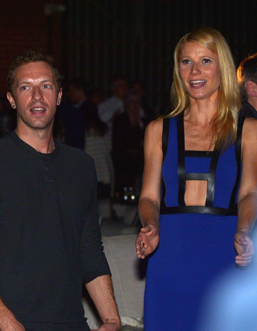 Chris Martin et Gwyneth Paltrow se sont séparés en 2014 et ont eu deux enfants ensemble