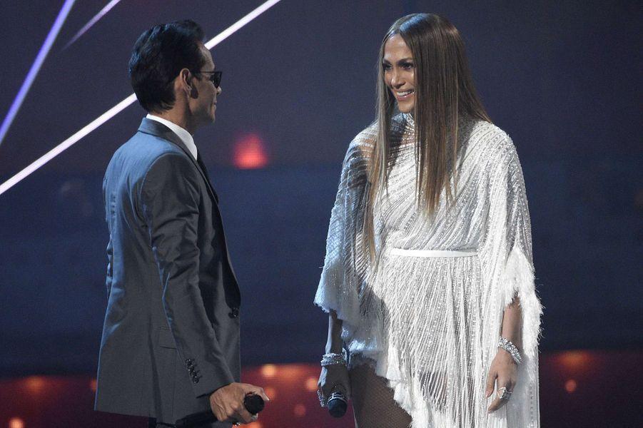 Jennifer Lopez et Marc Anthony se sont séparés en 2011 et ont eu deux enfants ensemble