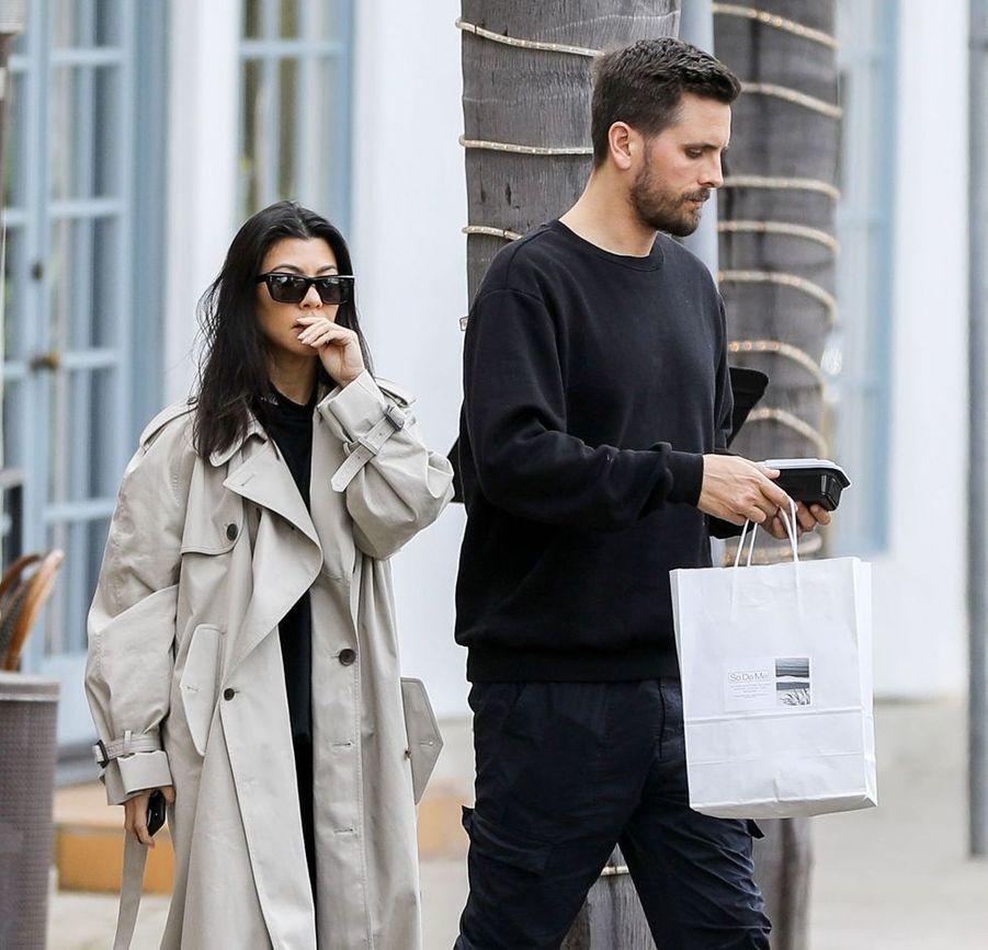 Kourtney Kardashian et Scott Disick ont rompu en 2015 et ont eu trois enfants ensemble