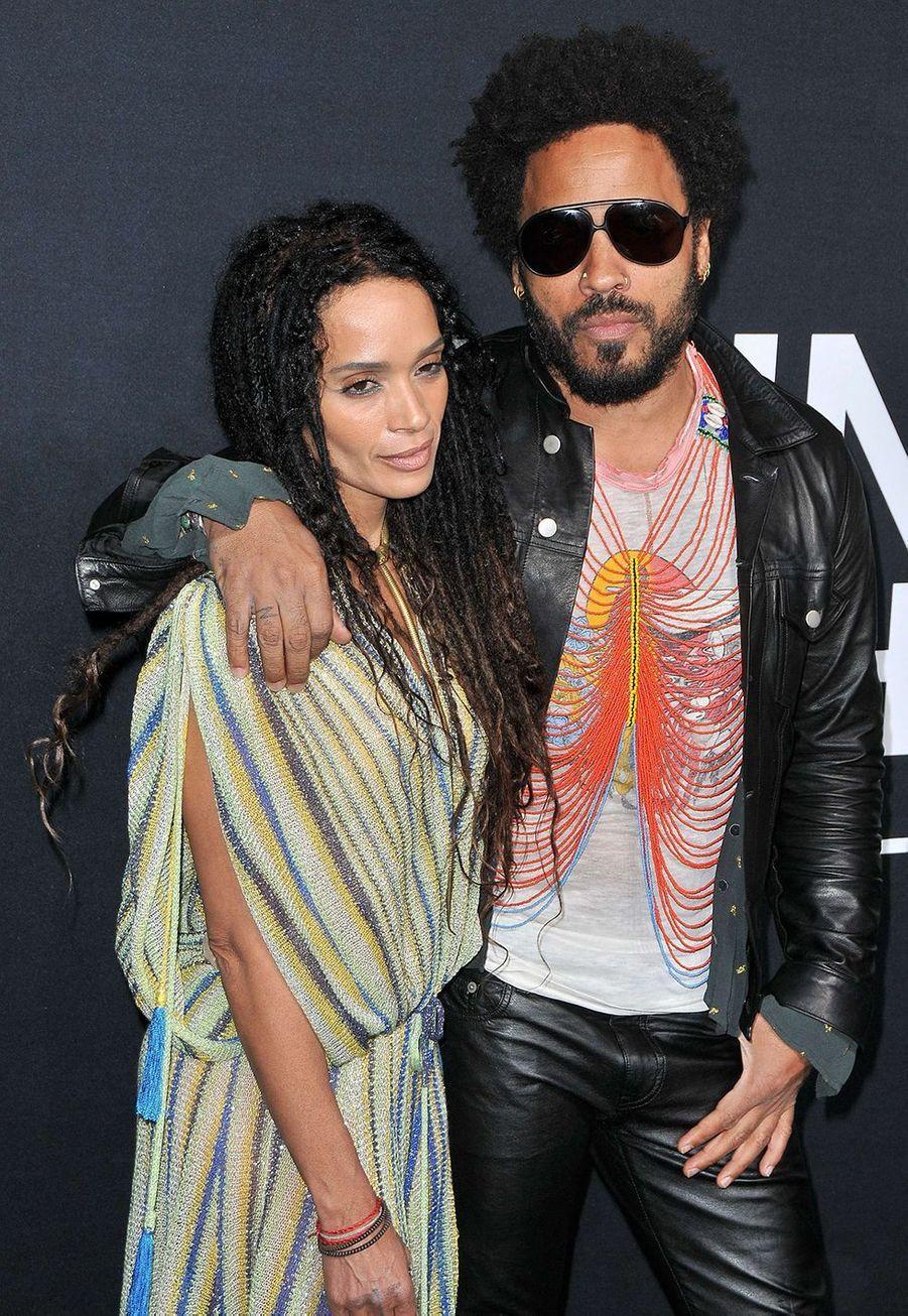 Lisa Bonet et Lenny Kravitz ont divorcé en 1993 et ont eu une fille ensemble