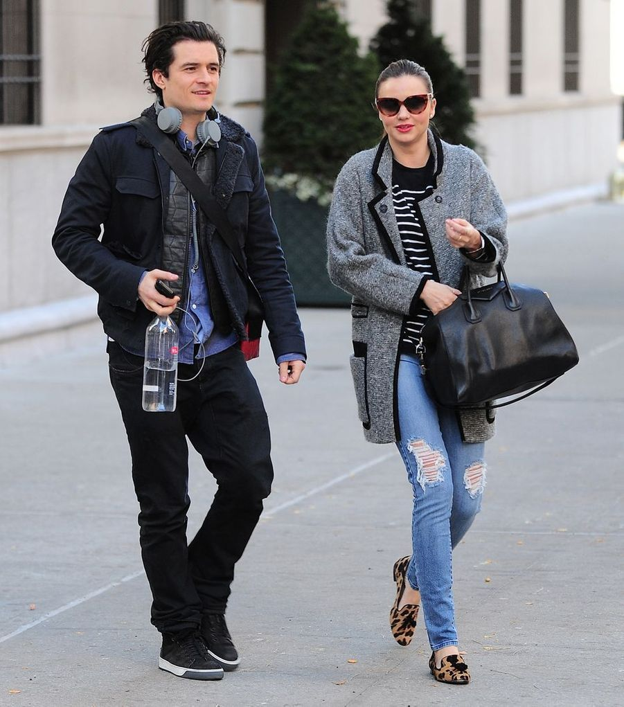 Miranda Kerr et Orlando Bloom se sont séparés en 2013 et ont eu un fils ensemble