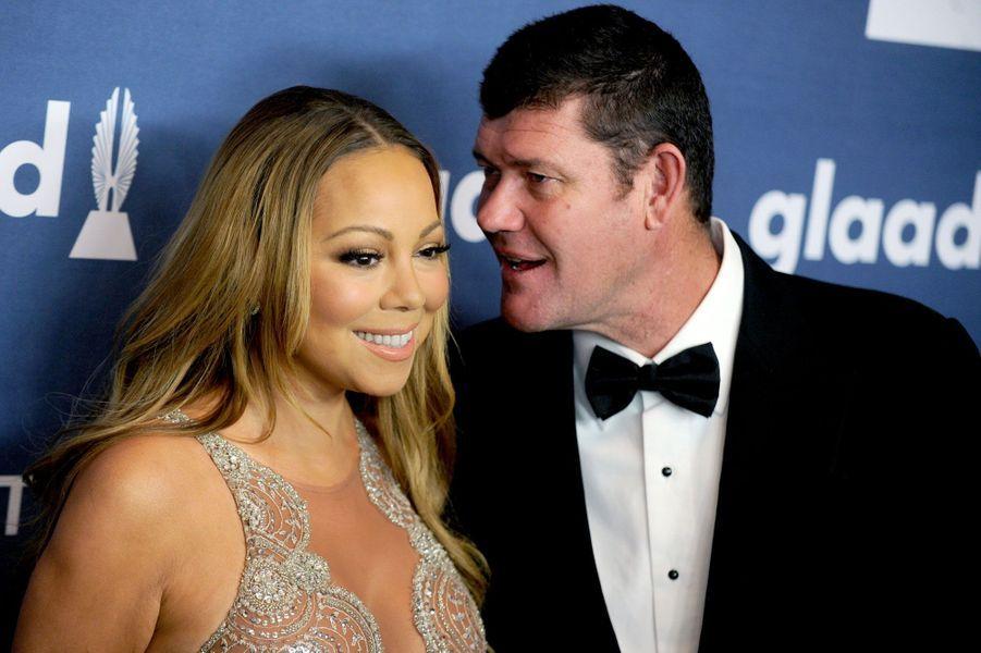 Mariah Carey et James PackerIls se sont séparés quelques semaines avant leur mariage
