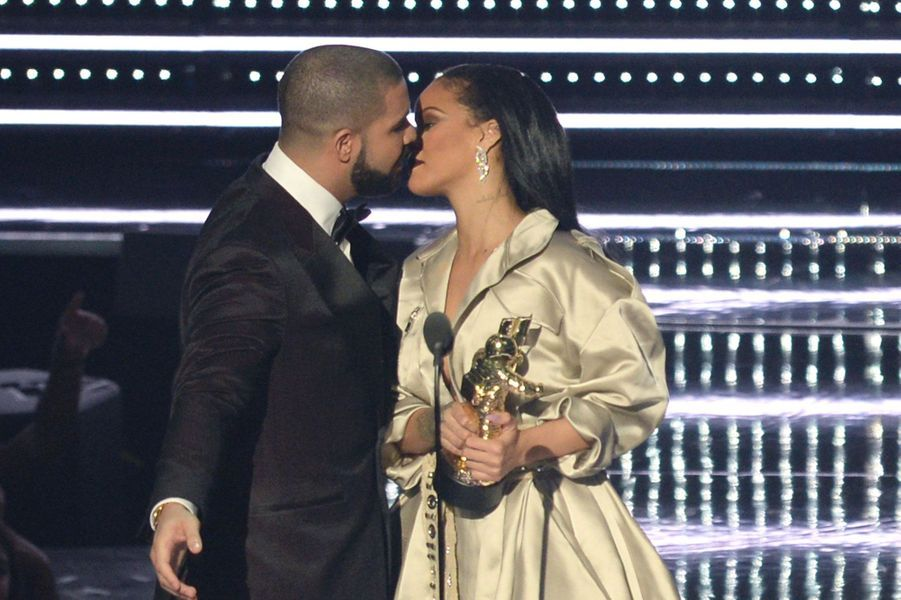 Drake et RihannaUne relation qui n'a duré que quelques semaines.