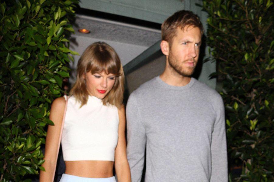 Taylor Swift et Calvin HarrisAprès 15 mois de relation, ils se sont séparé en mai 2016.