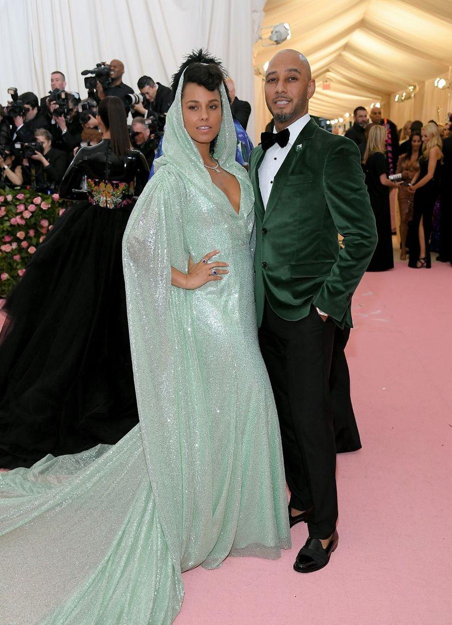 Alicia Keys et Swizz Beatzse sont mariés en Corse en 2010