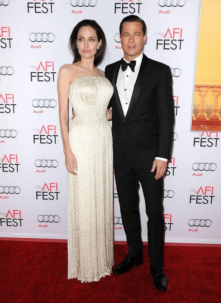 Brad Pitt et Angelina Jolie se sont mariés dans le Var en 2014.