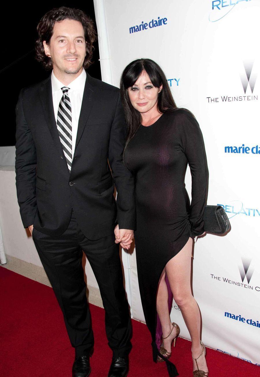 En 1993, Shannen Doherty avait épousé Ashley Hamilton. Le mariage s'est arrêté cinq mois plus tard.
