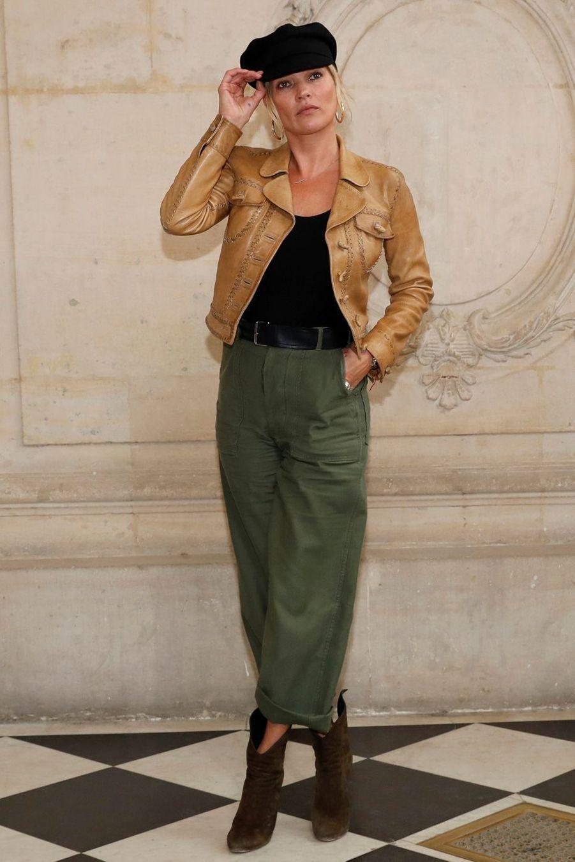 Kate Moss est entrée en cure de désintoxication il y a quelques années pour arrêter de boire de l'alcool.