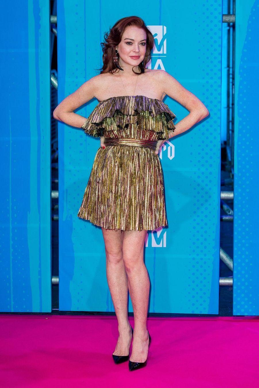 Lindsay Lohan a suivi plusieurs programmes en cure de désintoxication pour des addictions diverses.