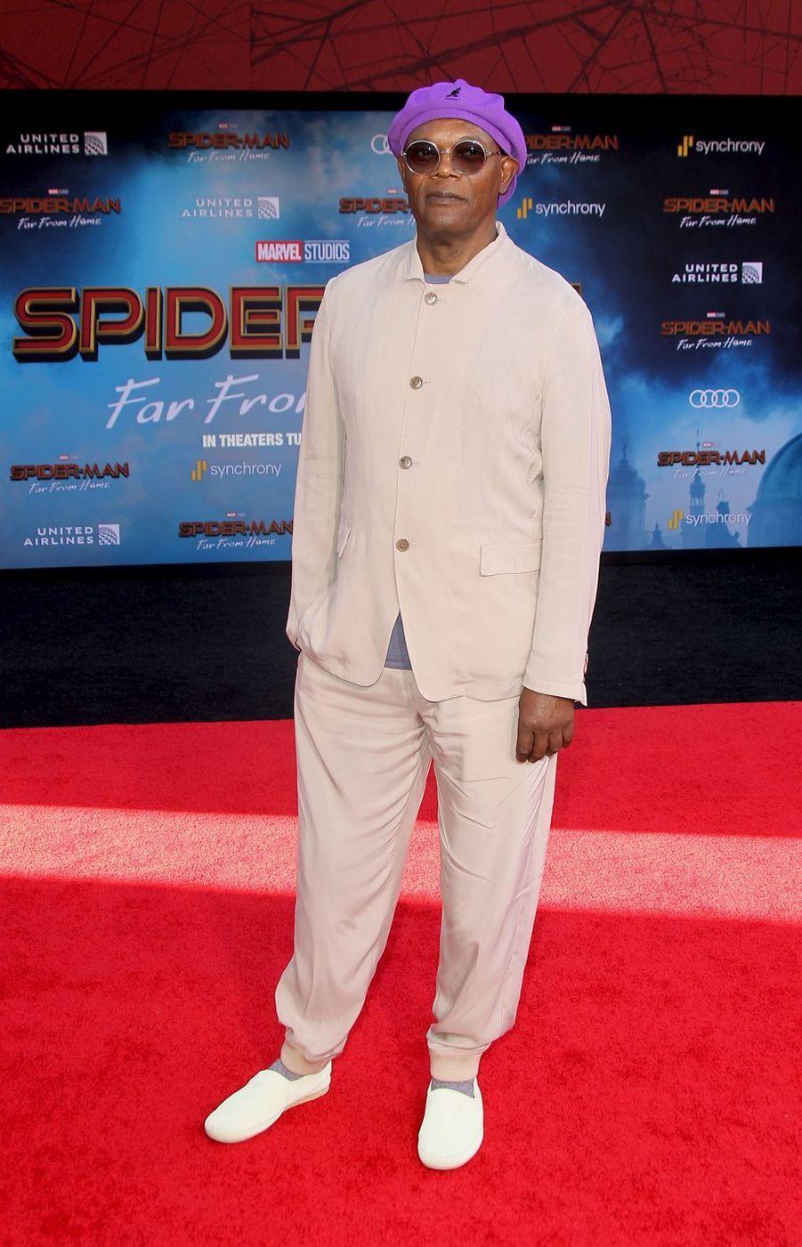 Dans les années 1970-1980, Samuel L. Jackson était accro au crack. Une addiction qu'il a surmontée.