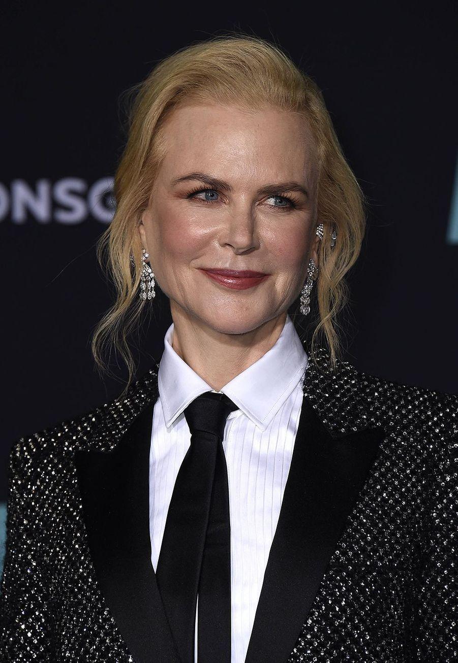 Nicole Kidman aconfié au«Huffington Post» en 2013 :«J'ai en effet essayé le Botox, malheureusement, mais j'ai arrêté, et maintenant je peux enfin bouger à nouveau mon visage».