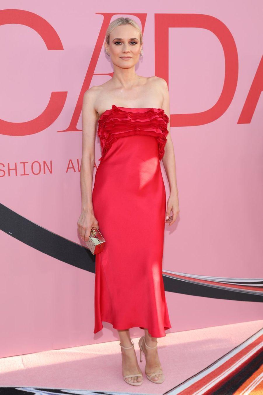 Diane Kruger est devenue maman pour la première fois à 42 ans.