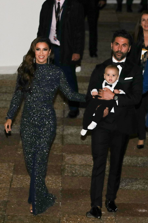 Eva Longoria est devenue maman pour la première fois à 43 ans.
