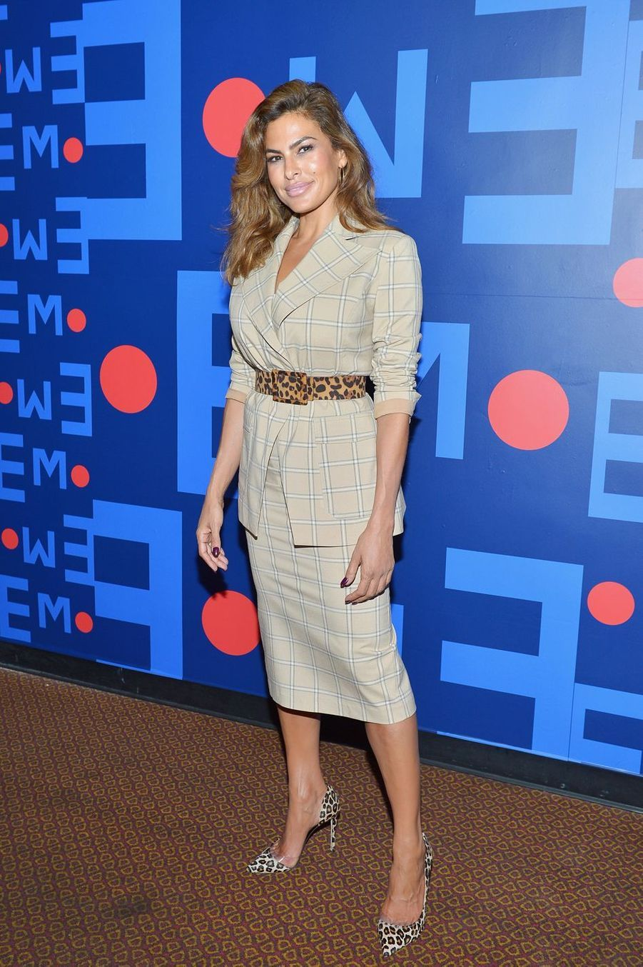 Eva Mendes a donné naissance à son deuxième enfant, Amada, à 42 ans.