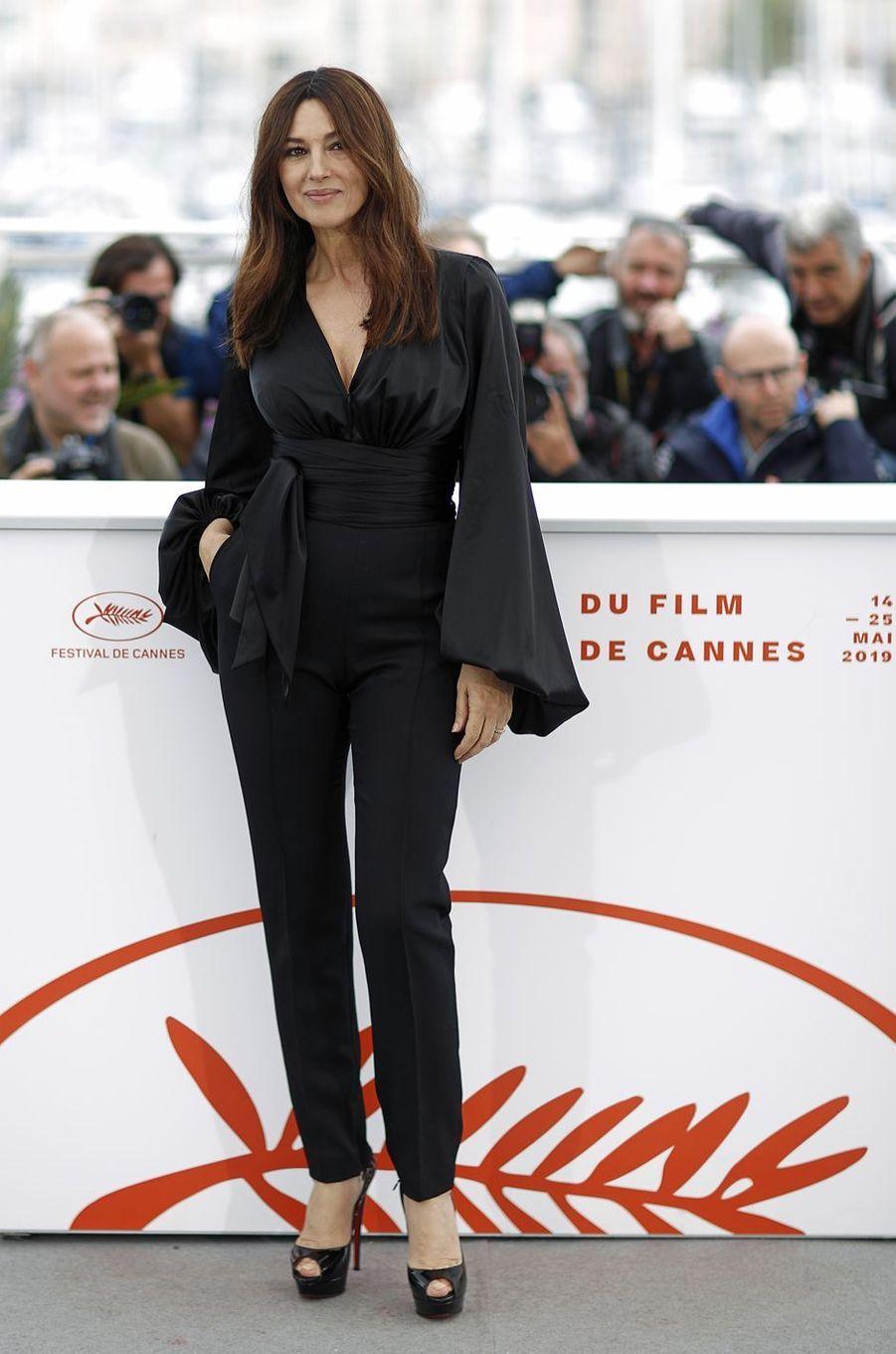 Monica Bellucci a donné naissance à sa deuxième fille, Léonie, à 45 ans.