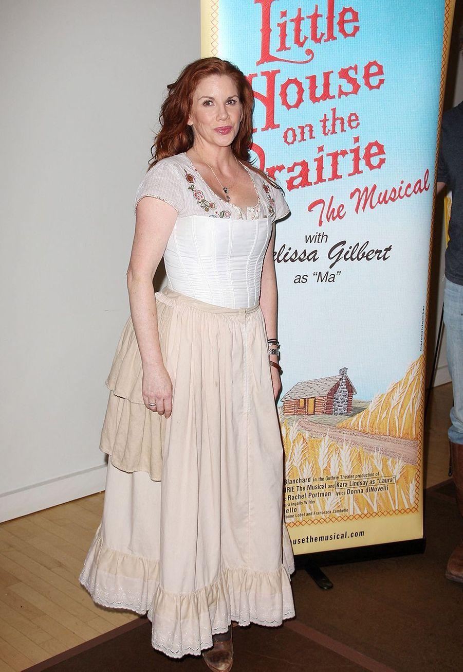 Melissa Gilbert, star éternelle de «La Petite Maison dans la prairie», a été adoptée par l'acteur Paul Gilbert et sa femme, actrice et danseuse, Barbara Crane, un jour après sa naissance.