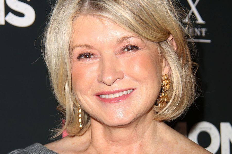 La femme d'affaires Martha Stewart condamnée pour fraude.