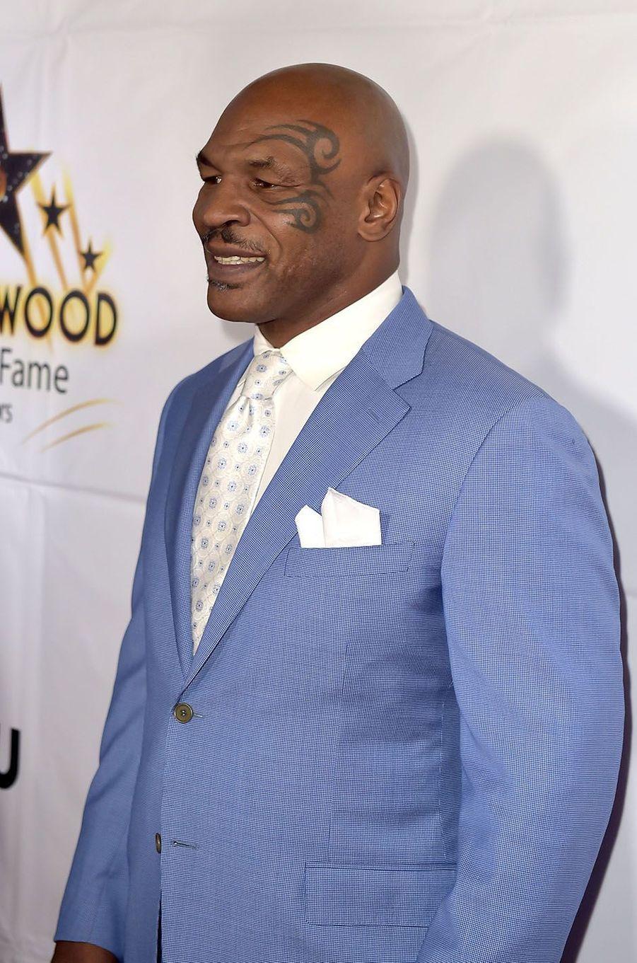 Mike Tyson condamné pour viol en 1991.