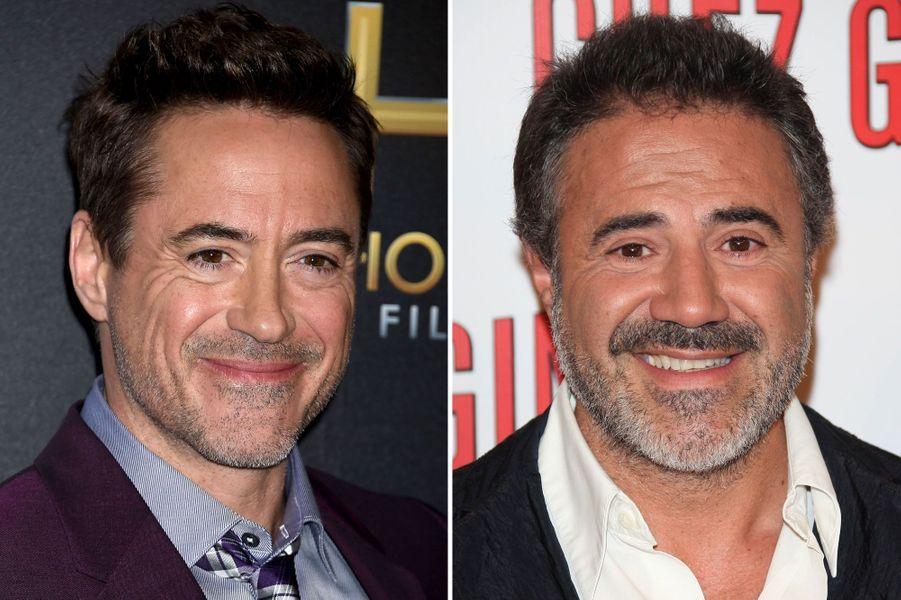 Robert Downey Jr. - José Garcia