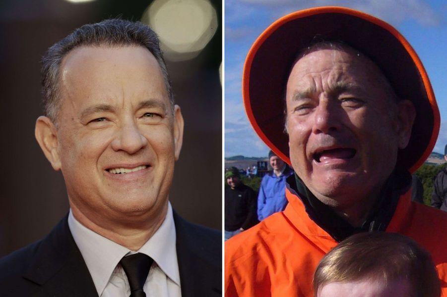 Tom Hanks - Bill Murray