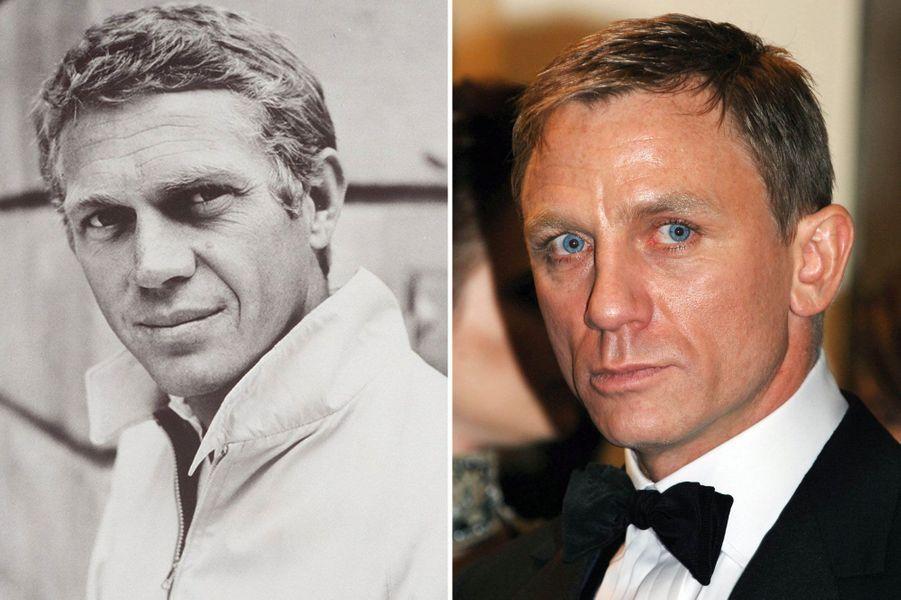 Steve McQueen - Daniel Craig