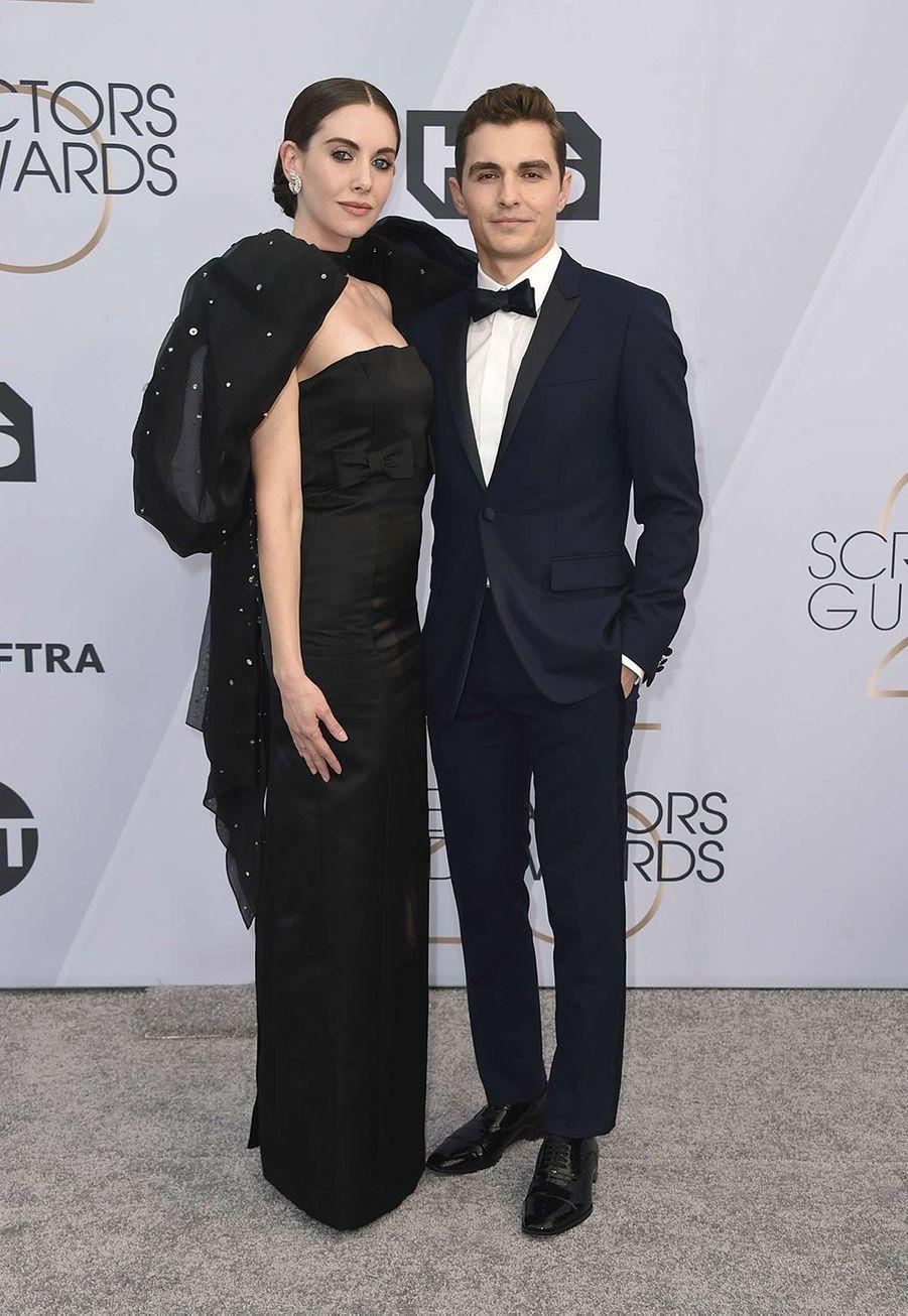 Alison Brie et Dave Franco se sont mariés en secret en mars 2017. C'est la porte-parole de l'actrice qui avait annoncé la nouvelle dans un bref communiqué, peu de temps après la cérémonie.