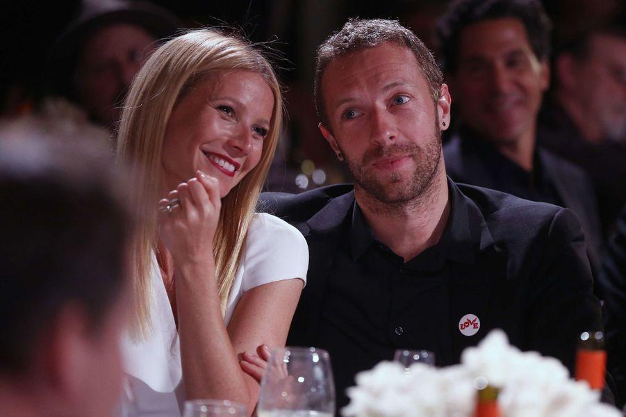 Chris Martin et Gwyneth Paltrow, séparés depuis 2014, se sont mariés en décembre 2003à Santa Barbara lors d'une cérémonie discrète, loin de leurs familles respectives.