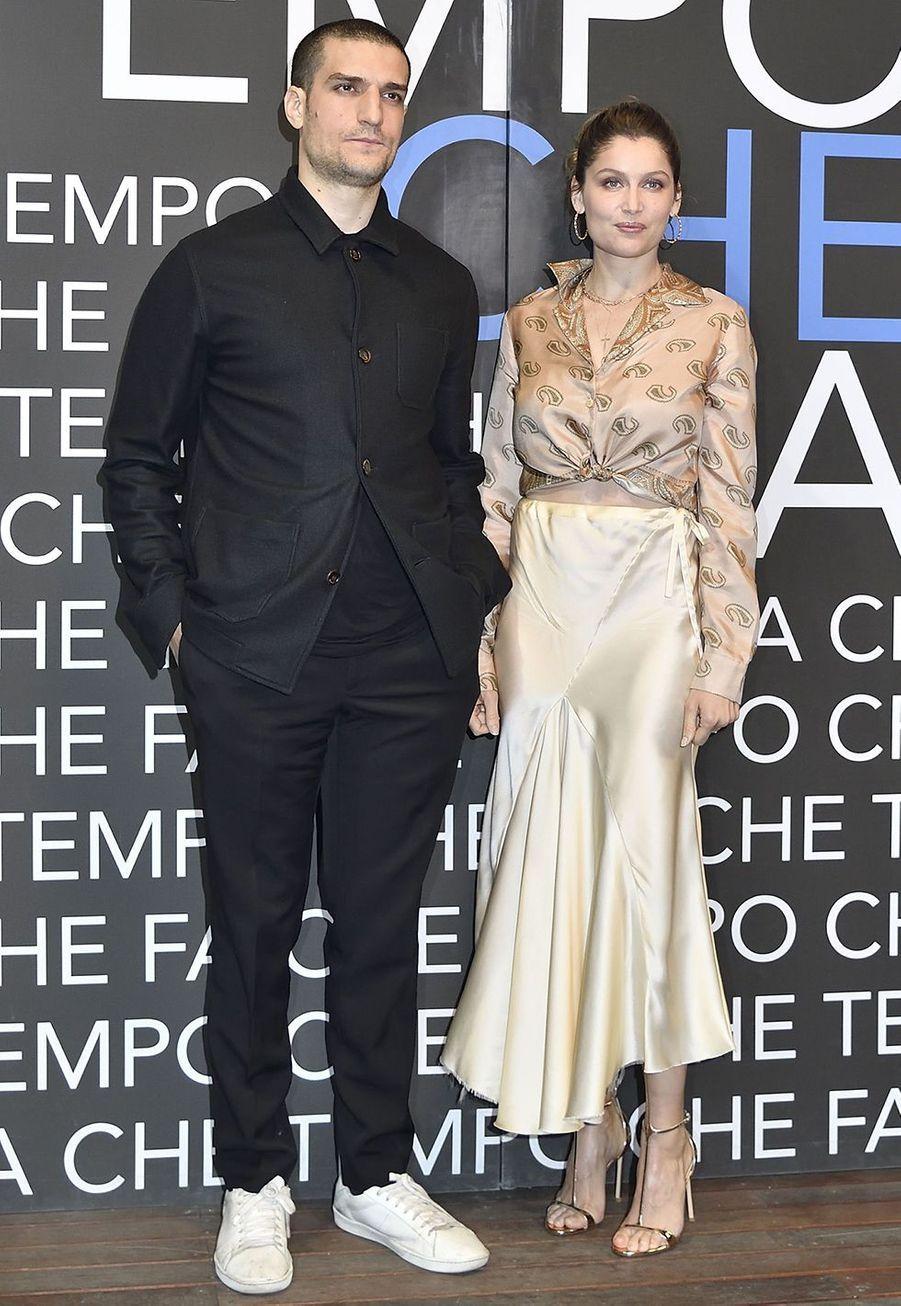 Laetitia Casta et Louis Garrel se sont unis en juin 2017 en Corse, où ilsprononcé leurs vœux à la mairie de Lumio en toute discrétion.