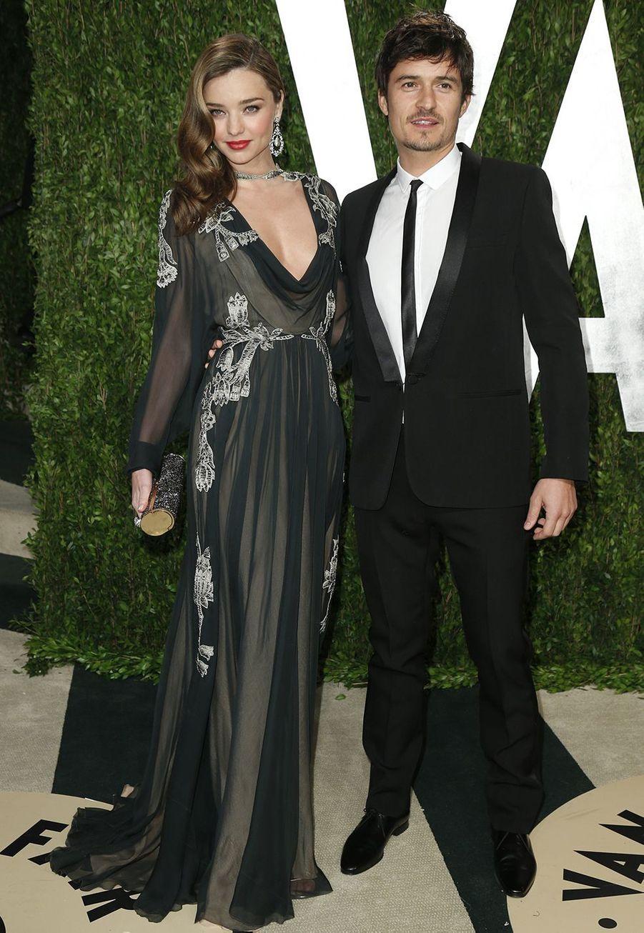 Miranda Kerr et Orlando Bloom, séparés depuis 2013, se sont mariés en juillet 2010. Une des marques qui employait le mannequin avait fait fuité l'information, poussant la jolie brune à confirmer qu'elle s'était mariée.