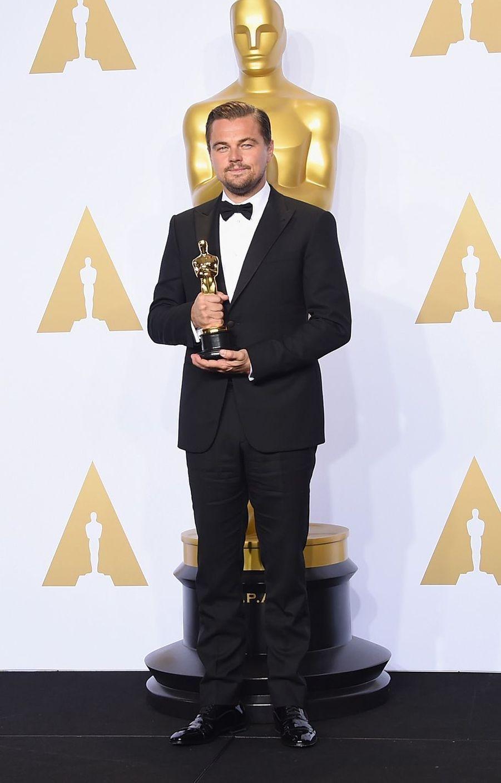 Leonardo DiCaprio a passé son enfance entouré de «junkies et de prostitués», comme il l'avait lui même confié.