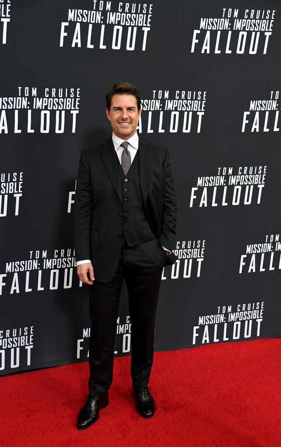 Tom Cruise a grandi dans la pauvreté avec un père qui avait pour habitude de le battre pour le moindre prétexte.