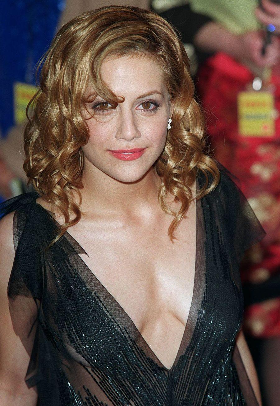Brittany Murphy en 2001. L'actrice est morte à 32 ans en 2009 des suites d'une pneumonie et d'une surdose médicamenteuse.