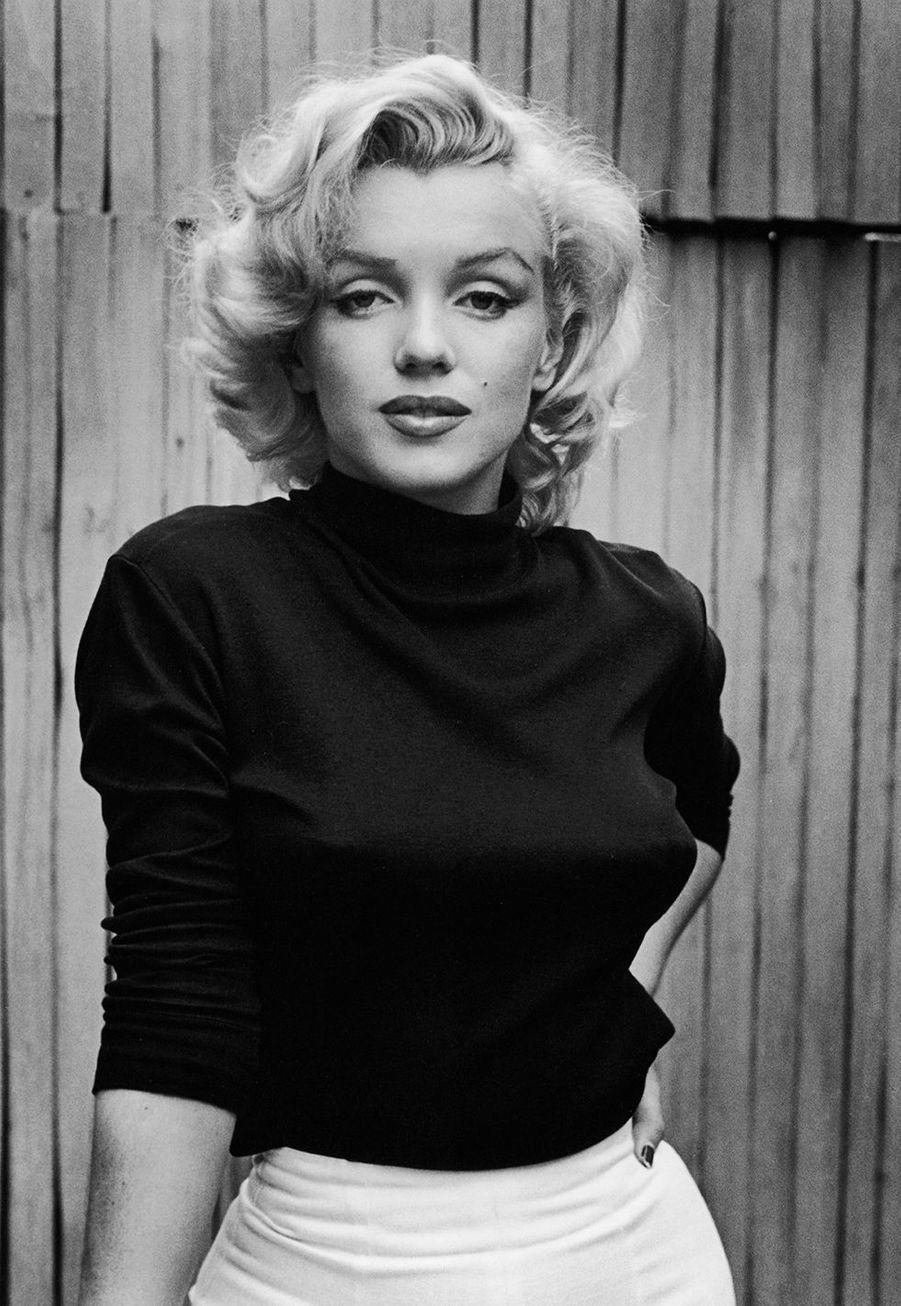 Marylin Monroe en 1953. L'actrice est morte à 36 ans en 1962 d'une supposée overdose de médicaments, mais les circonstances restent un mystère.