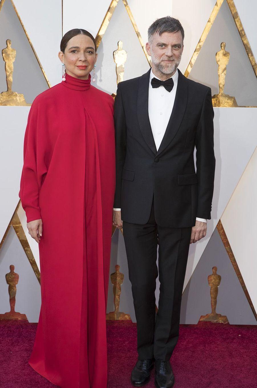 Maya Rudolph, star du «SNL» depuis deux décennies, et Paul Thomas Anderson, scénariste des films «Magnolia», «There Will Be Blood» et «Inherent Vice», sont ensemble depuis 2001 et sont parents de quatre enfants.