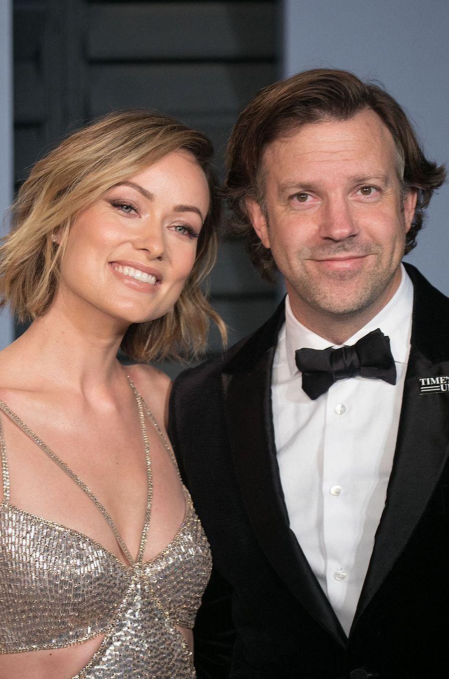 Olivia Wilde et Jason Sudeikis se sont rencontrés à une after-party du «SNL» en 2011. A l'époque, l'actrice était déjà engagée dans une relation. Lorsqu'il a appris quelques mois plus tard qu'elle était célibataire, le comédien a tenté sa chance en l'invitant à un rendez-vous. Le couple a annoncé sa rupture en 2020 après neuf ans d'amour et deux enfants.