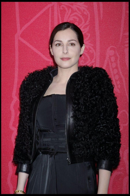 Amira Casarlors de la 34e cérémonie des César à Paris, le 27 février 2009